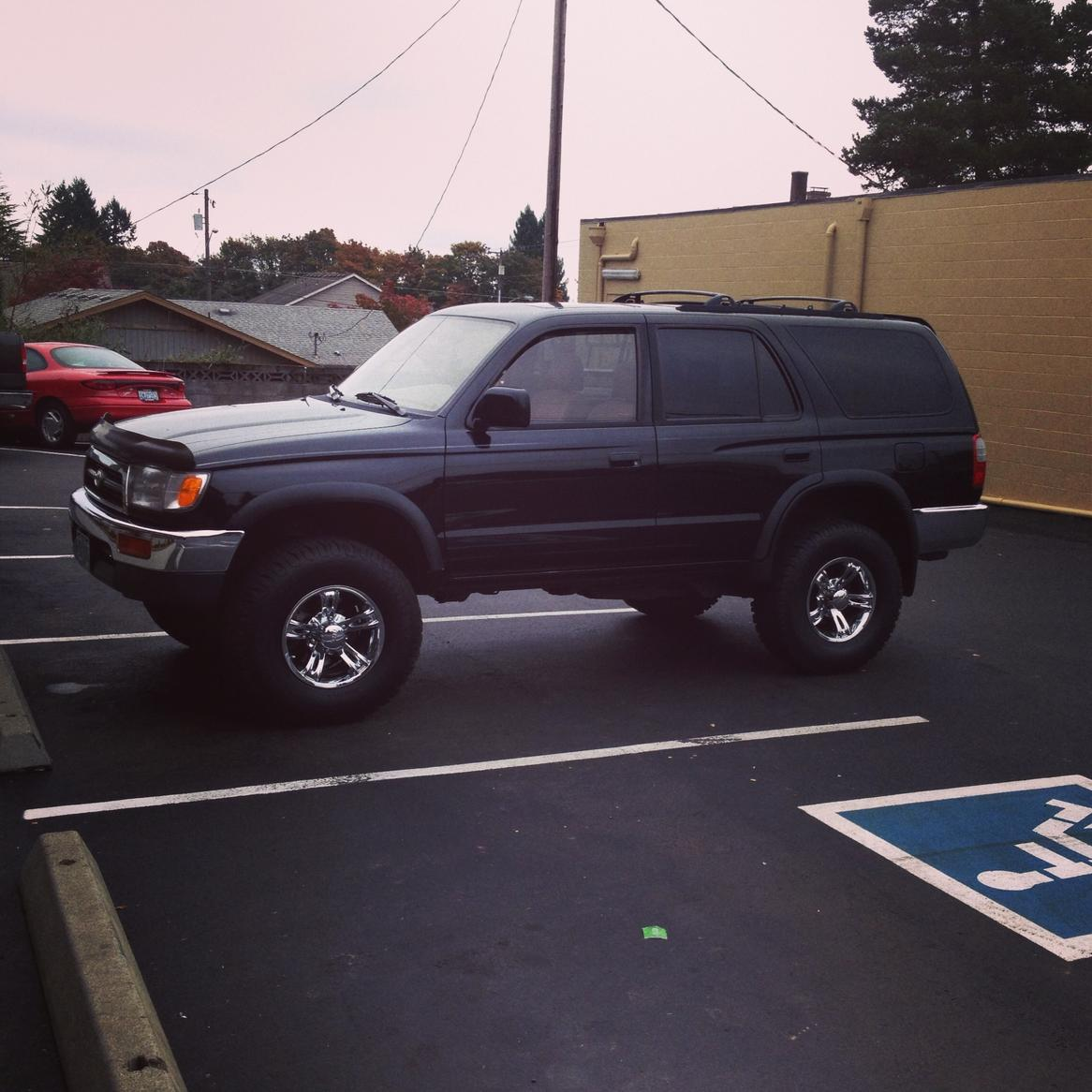 Lift Requirements For 33 Tire Clearance Toyota 4runner Forum